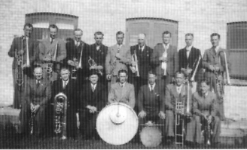 Orkestret i 1943.